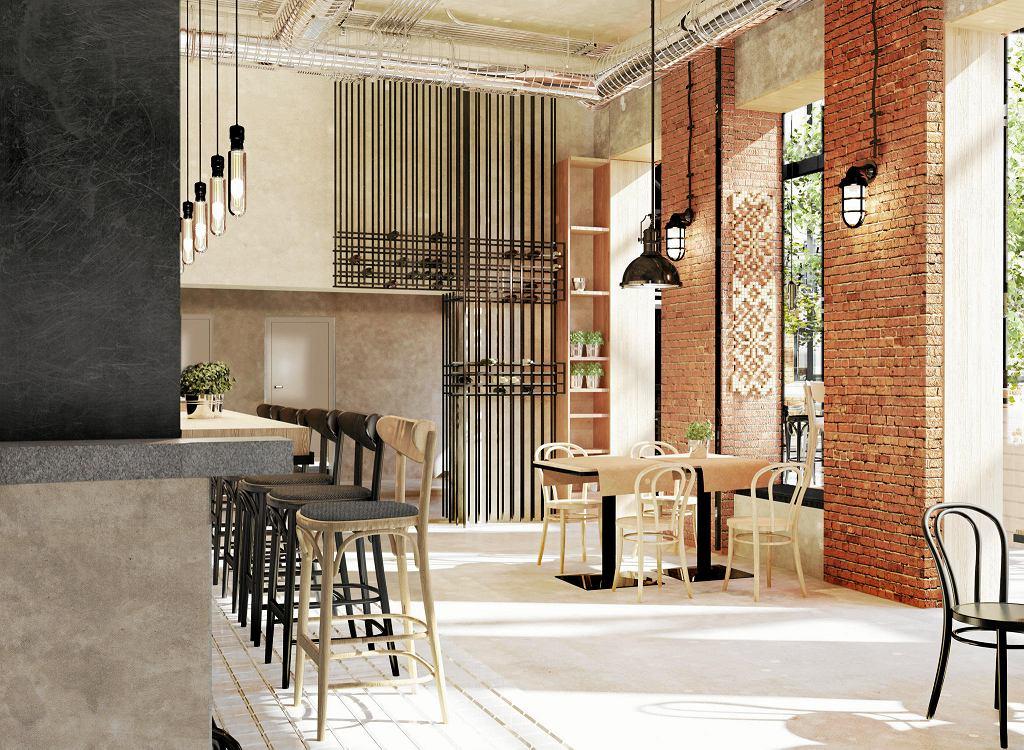 Projekt rewitalizacji starego budynku w Wilanowie - dyplom Pauliny Chusteckiej. Wystawa 'Coming Out-Najlepsze Dyplomy Akademii Sztuk Pięknych w Warszawie'   /