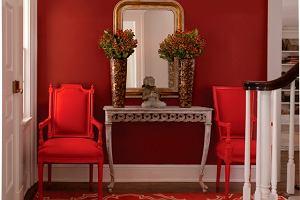 Jaki kolor pasuje do czerwonego?