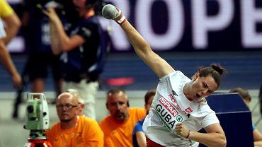 Mistrzostwa Europy w Lekkoatletyce Berlin 2018. Paulina Guba
