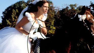 "Julia Roberts jako ""Uciekająca panna młoda"""