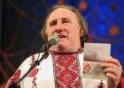 Depardieu w rezydencji Putina w Soczi. Ma ju� rosyjski paszport