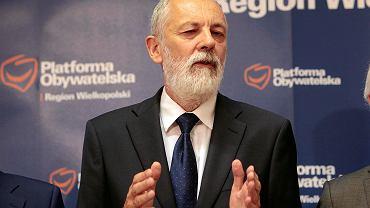 Poseł PO z Poznania Rafał Grupiński starł się w Sejmie z dziennikarzem TVP Łukaszem Sitkiem