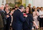 Prezydent: To dobre lata dla polskiej kultury. Wręczył dziś odznaczenia m.in. Annie Dymnej, Ewie Braun i Agacie Kuleszy
