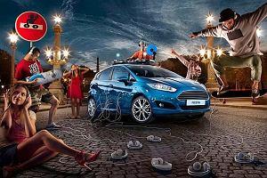 Salon Paryż 2012 | Prawie nowa Fiesta