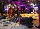 """Wybuch w centrum Bangkoku. """"To bomba"""". Chaos, są zabici i ranni. Zginęli też obcokrajowcy"""