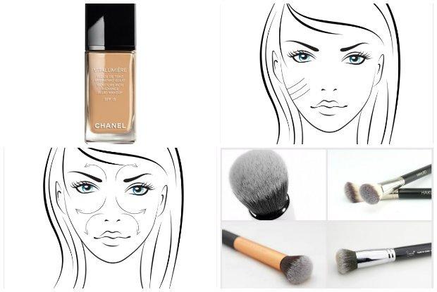 Jak dobra� i nak�ada� podk�ad? 8 trik�w, dzi�ki kt�rym tw�j makija� b�dzie perfekcyjny!