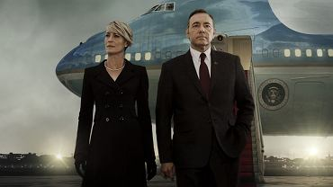 'House of Cards': Robin Wright i Kevin Spacey jako Claire i Frank Underwoodowie