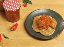 Ljutenica - pasta z pieczonych warzyw [Jakub Kuro� gotuje]  - ugotuj