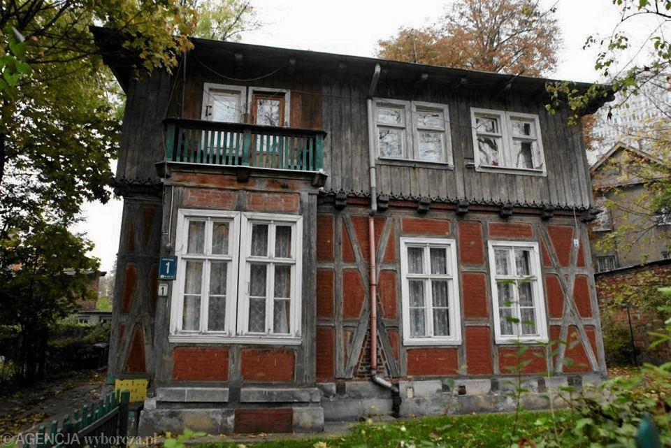 Dom przy ul. Mickiewicza 1