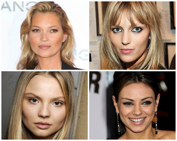 Podstawowe zasady doboru okular�w do kszta�tu twarzy