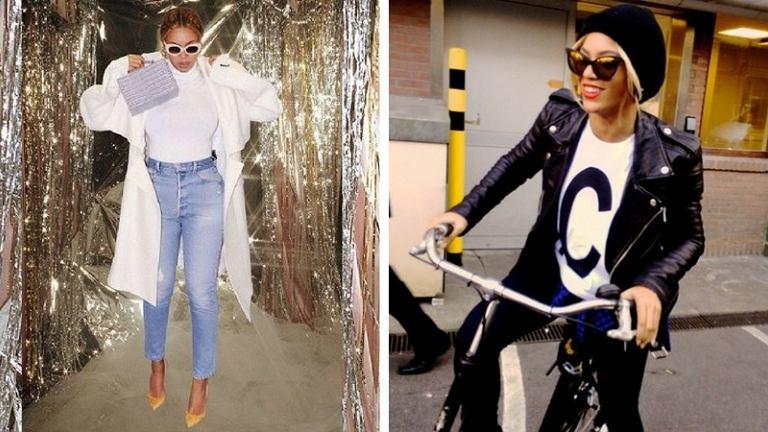 Wiemy, gdzie kupicie ulubione spodnie Beyonce! Te ponadczasowe modele założysz do wszystkiego