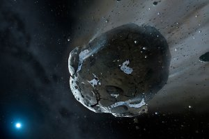 Ziemię właśnie minęła potężna asteroida - znowu nam się udało, ale kiedyś...