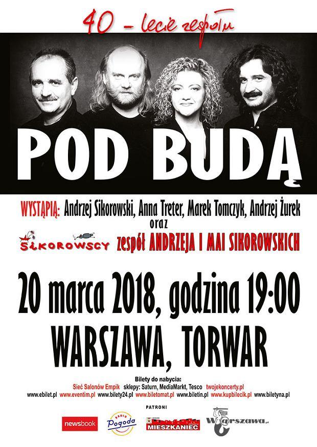 koncert zespołu Pod Budą