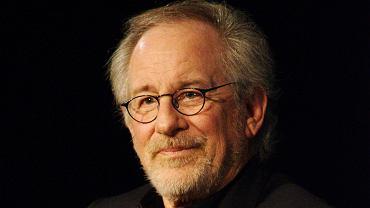 Steven Spielberg podczas masterclass w La Cinematheque Française, Paryż, 9 stycznia 2012