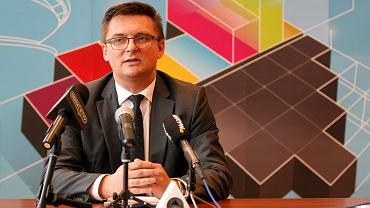Wybory samorządowe 2018 w Katowicach. Henryk Moskwa (SLD) zrezygnował z udziału w wyborach i poparł Marcina Krupę