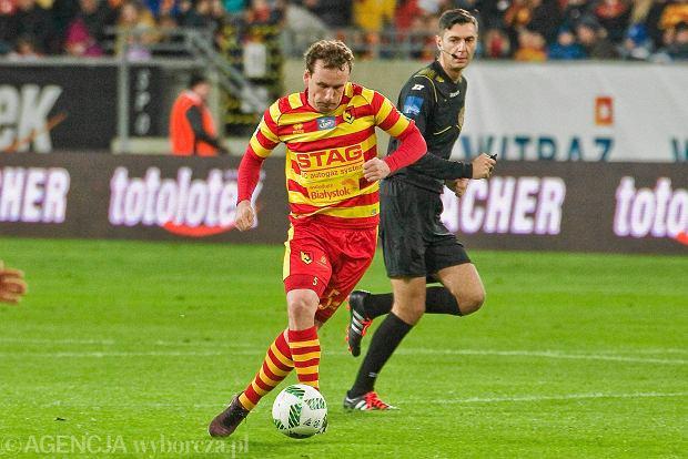 Zdjęcie numer 1 w galerii - Ekstraklasa. Konstantin Vassiljev nie zagra przez 6 tygodni?! W Jagiellonii zaprzeczają