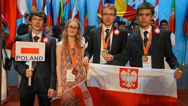Laureaci Międzynarodowej Olimpiady Chemicznej w Wietnamie