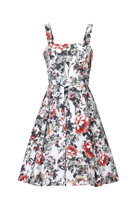 091b8f7852 Zdjęcie numer 38 w galerii - Sukienki w kwiaty z wiosenno - letnich kolekcji