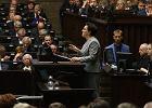 O uchodźcach w Sejmie. Premier apeluje o solidarność