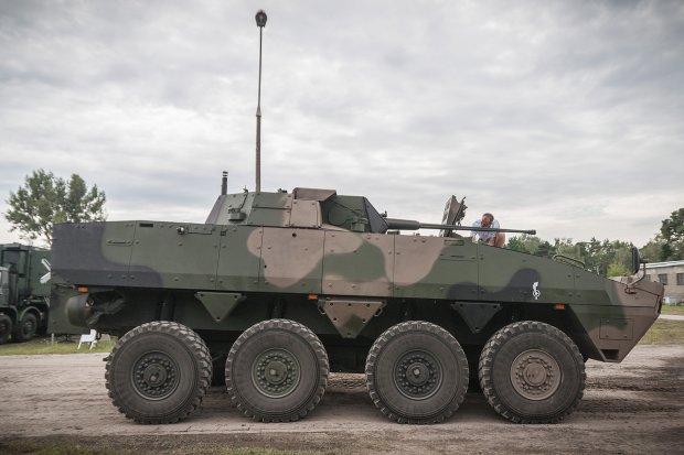 Do czego s�u�y ta wajcha? Poznaj wn�trza polskich pojazd�w wojskowych Leopard, Rosomak, Krab i Langusta