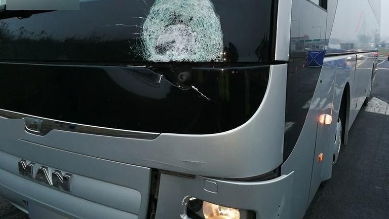 Wypadek w Lubinie