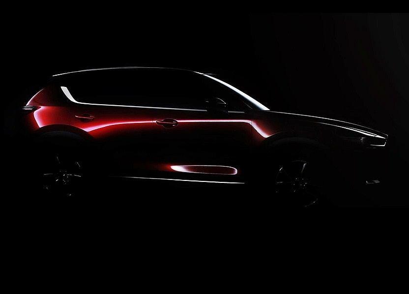 Pierwszy teaser nowej Mazdy CX-5