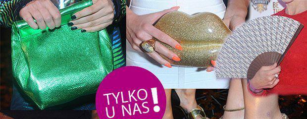 Luksusowe buty, torebki i bi�uteria - zobacz jakie marki nosz� polskie gwiazdy