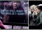W Berlinie stanął automat z T-shirtami za 2 euro. Kuszące? Nie, jeśli wiesz, kto i za ile go wyprodukował