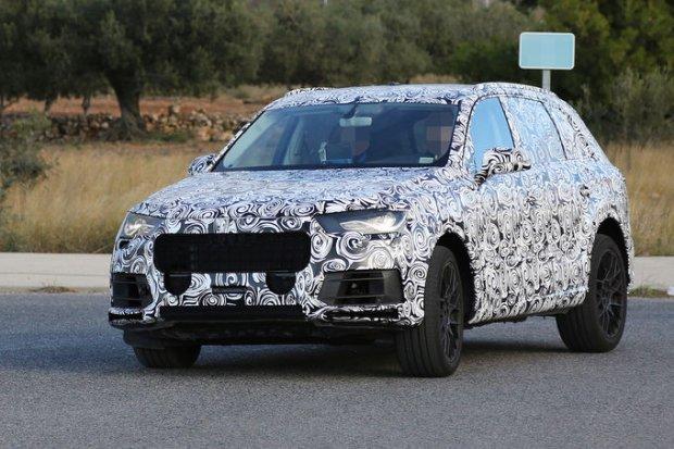 Audi Q7 | Nast�pca pojawi si� w 2015 roku