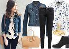 Kurtka jeansowa jesienią - z czym ją łączyć?