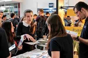 Absolvent Talent Days na Uniwersytecie Rzeszowskim. Ponad 750 ofert pracy dla studentów [ZDJĘCIA]