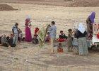 Islami�ci w Iraku zabili 500 jazyd�w. Niekt�rych, w tym kobiety i dzieci, spalili �ywcem