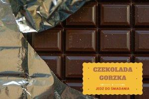 Lubisz czekoladę, owoce, mięso? Zobacz, o jakiej porze dnia należy je jeść