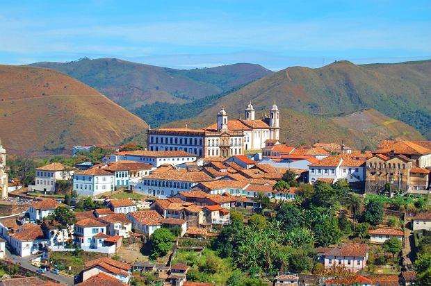 Brazylia Ouro Preto