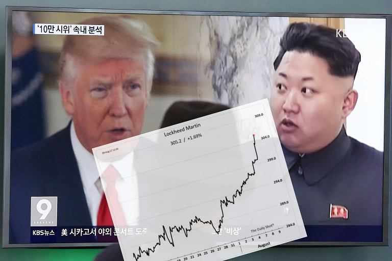 Rośnie napięcie między USA a Koreą Północną