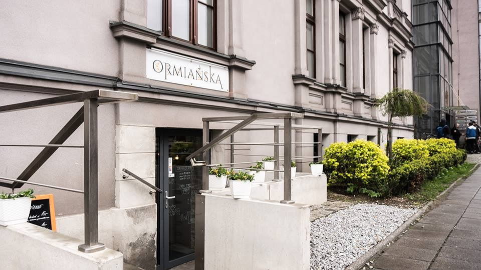 Do ataku doszło przed restauracją Ormiańska w Gliwicach