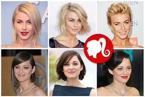 Krótka fryzura to więcej możliwości! Sprawdź jak gwiazdy radzą sobie z pozornie nudnymi cięciami