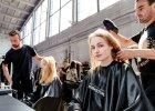 Kulisy pokazu Roberta Kupisza: przygl�damy si� makija�om i fryzurom modelek