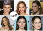 Najciekawsze fryzury i makija�e gwiazd z ostatniego tygodnia - kto odwa�y� si� na intensywny kolor pomadki, a kto postawi� na oczy?