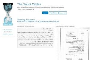 Wikileaks: Jesteśmy w trakcie publikacji 500 tys. dokumentów saudyjskiego MSZ