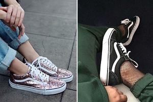 Vans - buty sportowe, które możesz założyć do wszystkiego