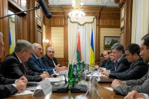 Rozmowy Kij�w-Mi�sk. Spotkanie �ukaszenka-Poroszenko bez kamer