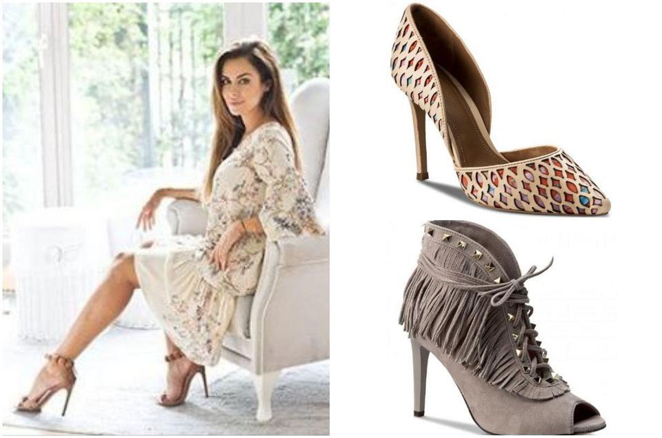 bb03d020137b7 Jakie buty na wesele? Szpilki z Kazara czy piękne (i przecenione) z  Carinii? Radzimy, które sprawdzą się przy Twojej sylwetce