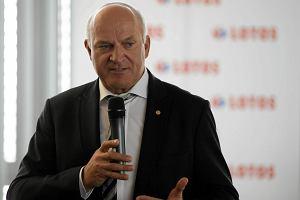 Prezes Grupy Lotos: Z Lechi�, zarz�dzaniem klubem i transferami jest niedobrze