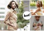 """Jourdan Dunn pierwsz� czarnosk�r� modelk� SOLO na ok�adce brytyjskiego """"Vogue"""" od 12 lat! Warto by�o czeka�? [ZDJ�CIA]"""