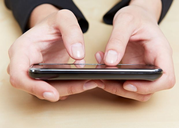 Test: pisanie po ekranie smartfona, testy, aplikacje, smartfon