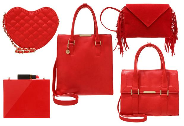 Czerwona torebka - z czym ��czy�, aby wygl�da�a stylowo?