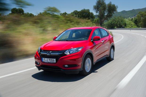 W dobie szalonej popularności SUV-ów, to Honda nadaje ton