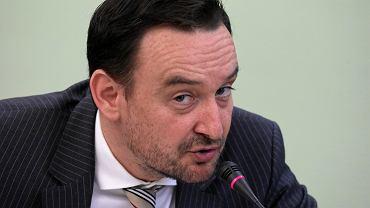 Sędzia Maciej Mitera, rzecznik KRS