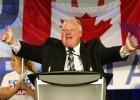 Kanada: burmistrz Toronto idzie na odwyk po serii skandali